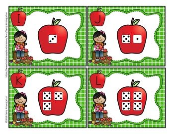 Apple Count the Room Numerals to 20