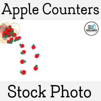 Apple Counters Stock Photo