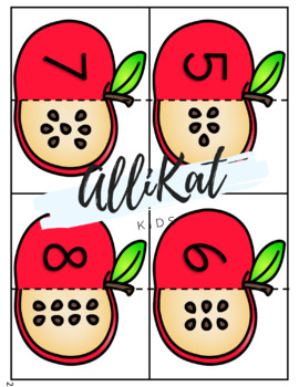 Apple Counting!