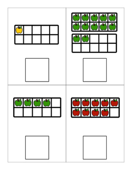 Apple Counting 1-20