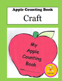 Apple Counting Book/ Craft