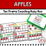 Apple Counting Busy Box