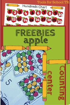 Apple Counting Center Freebie