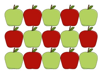 Apple Counting Game