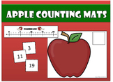 Apple Counting Mat
