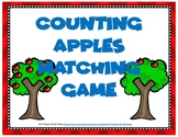 Apple Counting Matching