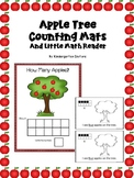 Apple Counting Mats 1-10 and Counting Booklet