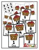 Apple Counting Mats to 10