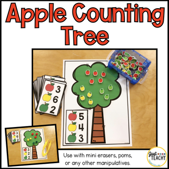 Apple Counting Tree