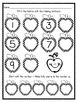 Apple Counting and Number Match
