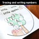 Apple Counting book for Kindergarten