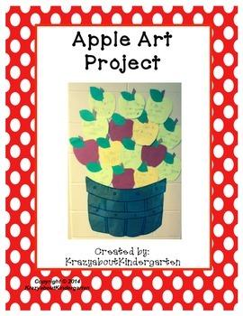 Apple Art Project