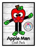 Apple Craft (Autumn, Fall, Johnny Appleseed)
