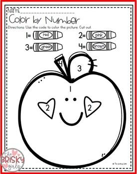 Apple Craft (Fall Display)