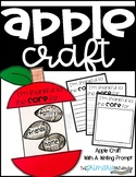 Apple Craft- I'm Thankful to the Core