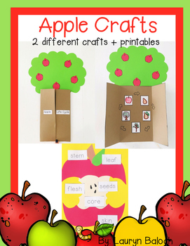 Apple Craft Pack