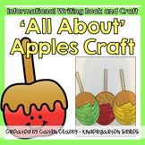Apple Craft with Informative Writing Book