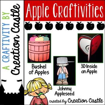 Apple Craftivities