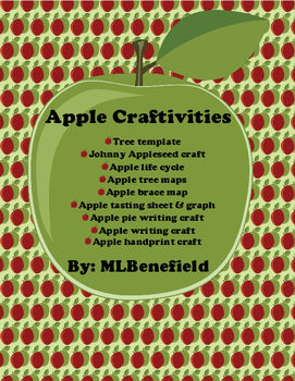 Apple Craftivities