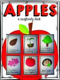 Apple Craftivity Book