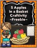 Free Apple Craftivity