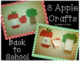 Apple Crafts {All About Me}
