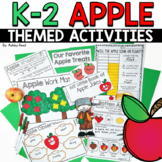 Apple Week {A Cross-Curricular Unit Celebrating Apples and Johnny Appleseed}