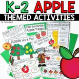 Apple Activities for Apple Week | Johnny Appleseed Activities