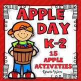Apple Day Activities