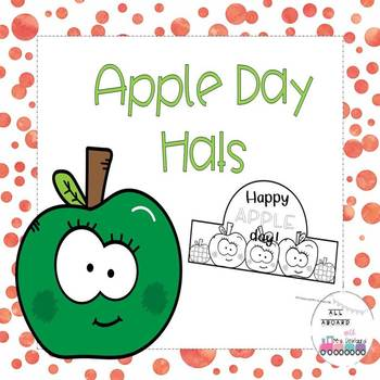 Apple Day Hats