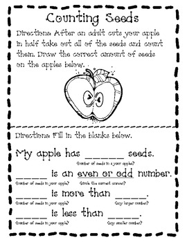 Apple Day Rotation Student Recording Packet