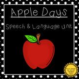 Apple Days: Speech and Language Unit