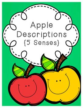 Apple Descriptions (5 Senses)