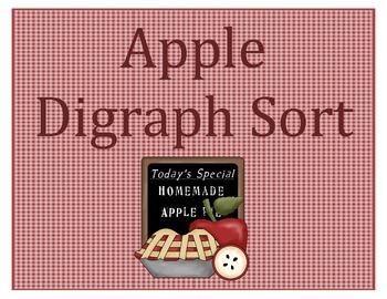 Apple Digraph Sort