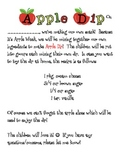 Apple Dip Recipe for Students to Make during Apple Week