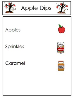 Apple Dips
