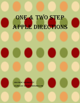 Apple Directions
