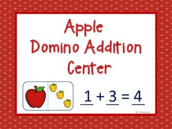 Apple Domino Addition