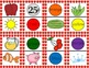 Apple Dominoes ~2 Sets; Alphabet & Colors~  Color Playing Cards PLUS Printables!