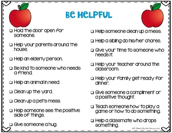 Apple Door Decor Johnny Appleseed Bulletin Board for Character Education