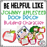 Apple Door Decor Johnny Appleseed Bulletin Board for Chara