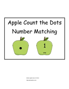 Apple Dot Number Matching