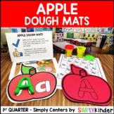 Apple Dough Mats - Kindergarten Center - Simply Centers
