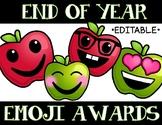 Apple Emoji Awards