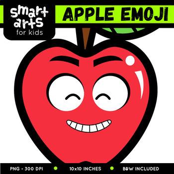 Apple Emoji Clip Art