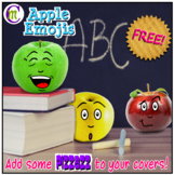 Apple Emojis Clip Art FREEBIE CM