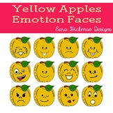 Apple Emotion Faces