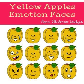 Apple Emotion Faces