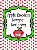 Apple Emotion Magnet Matching