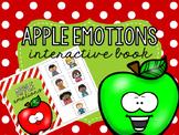 Apple Emotions Interactive Book - FREEBIE